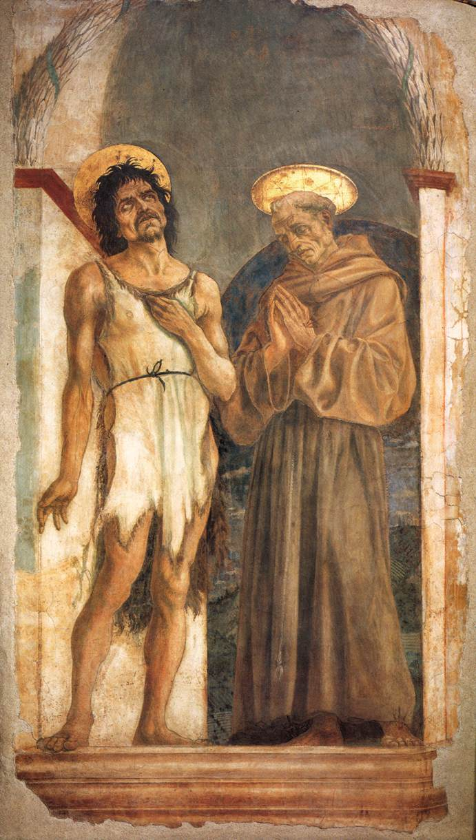 St John the Baptist and St Francis