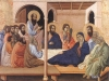 Parting from the Apostles