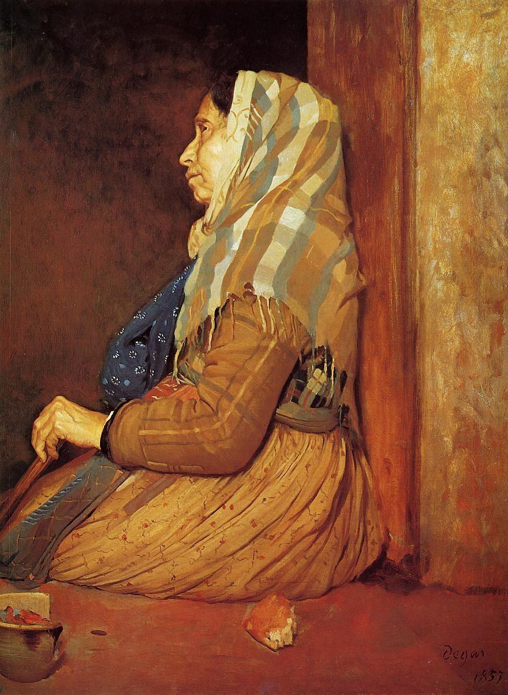 a-roman-beggar-woman