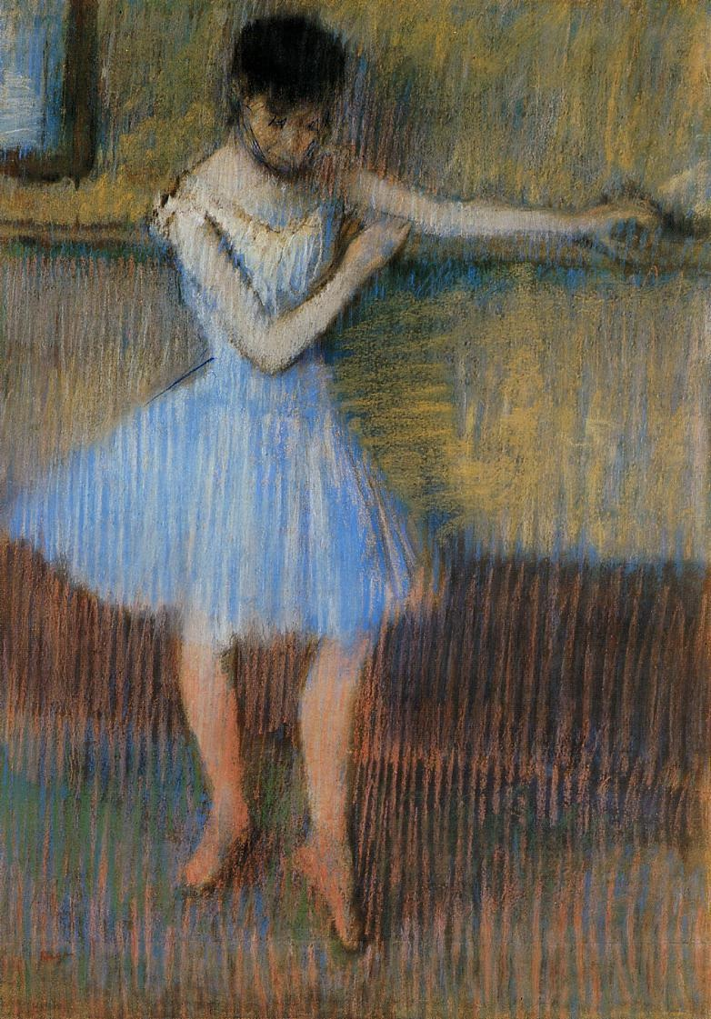 dancer-in-blue-at-the-barre