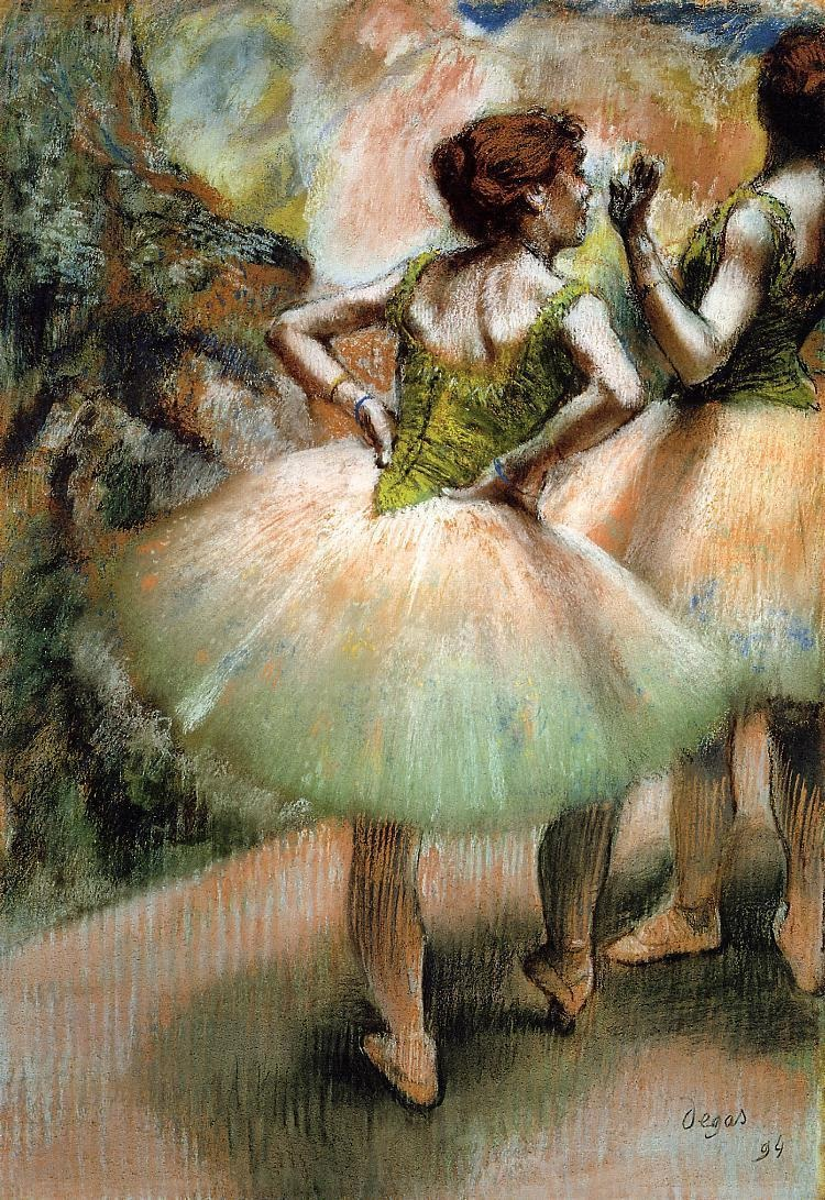 dancers-pink-and-green-2