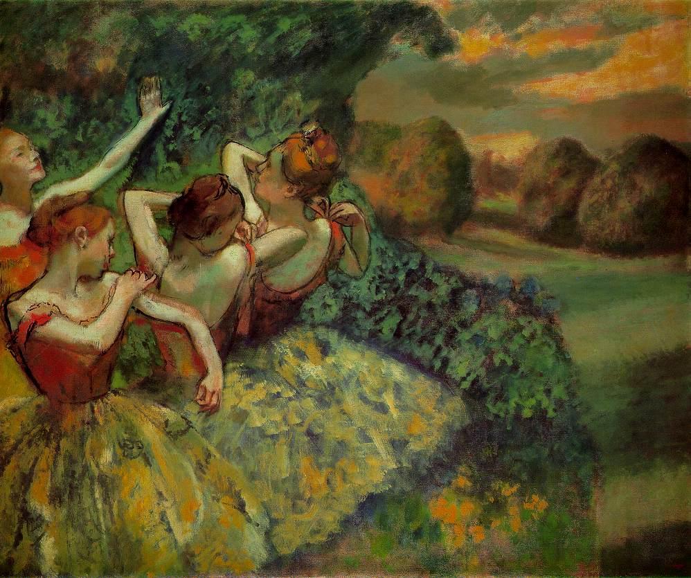 degas-4-dancers1