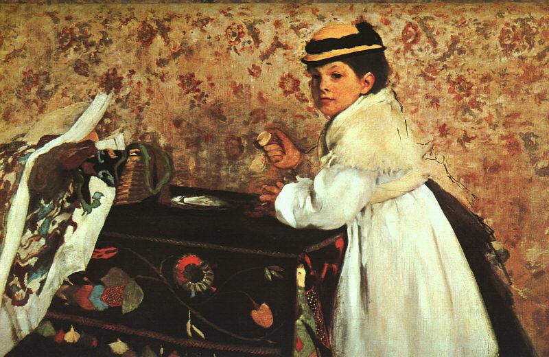 degas-portrait-of-hortense-valpin%e2%80%a1on-1869-1871