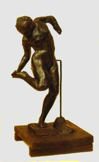 edgar-degas-dancer-looking-at-her-right-foot