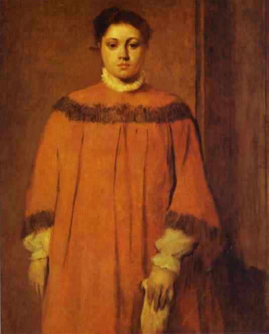 edgar-degas-girl-in-red