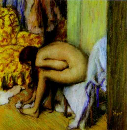 edgar-degas-nude-wiping-her-foot