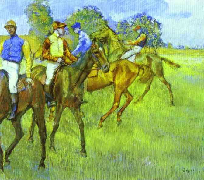 edgar-degas-race-horses