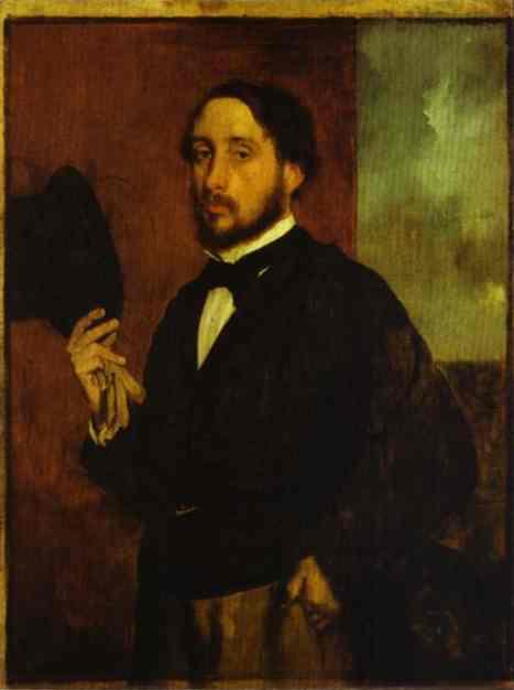 edgar-degas-self-portrait