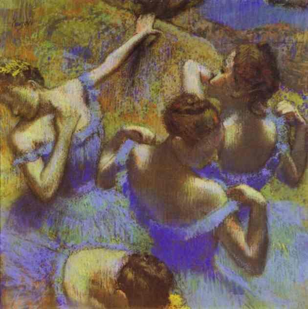 edgar-degas-the-blue-dancers