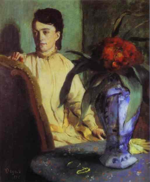 edgar-degas-woman-with-porcelain-vase