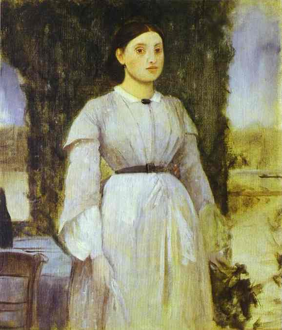 edgar-degas-young-woman-standing-next-to-a-table