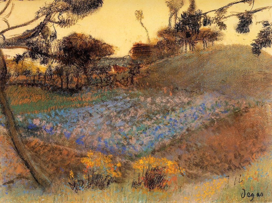 field-of-flax