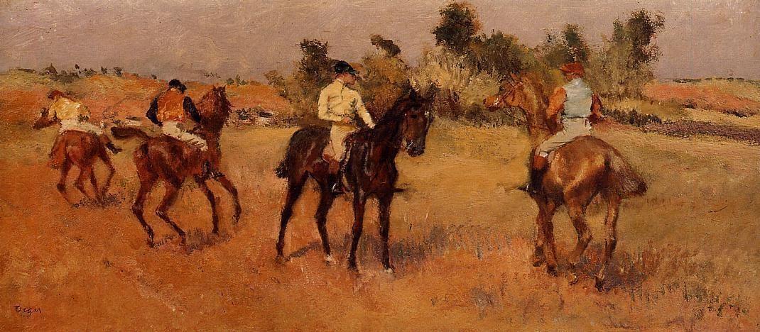four-jockeys