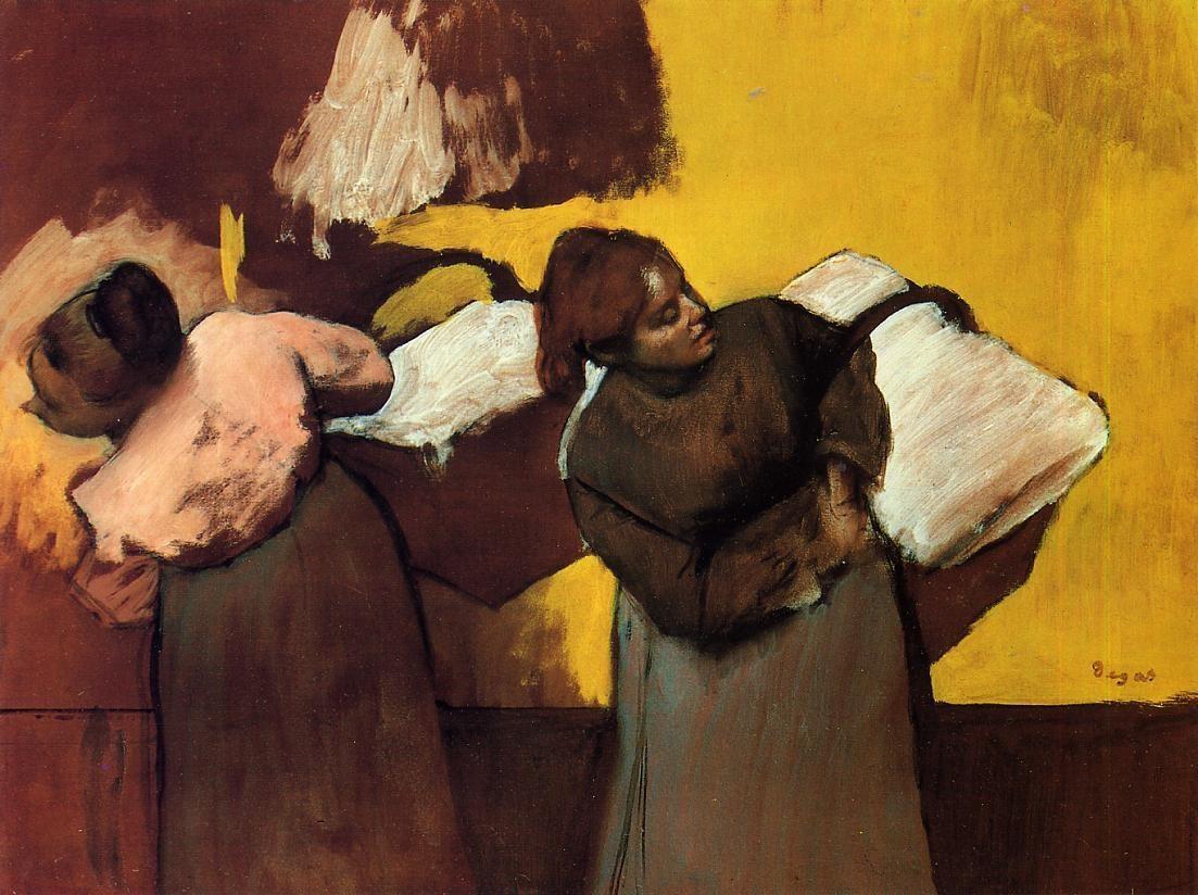 laundress-carrying-linen