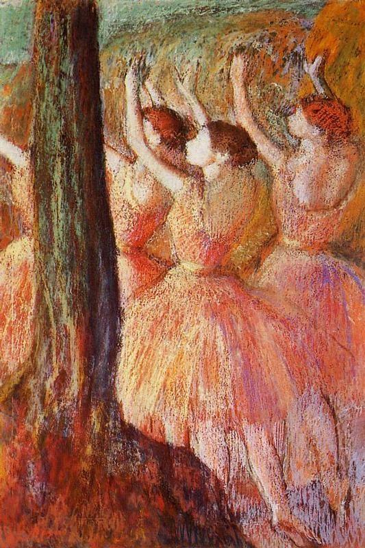 pink-dancers