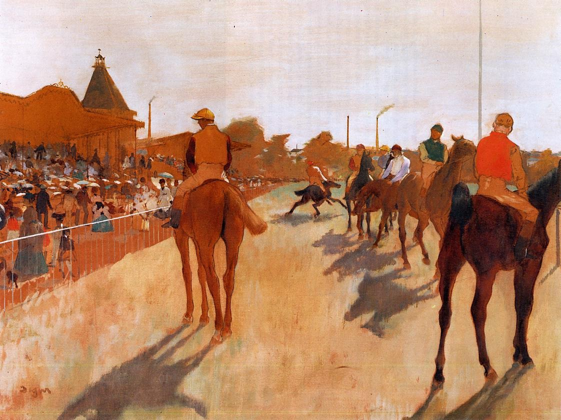 racehorses-before-the-stands