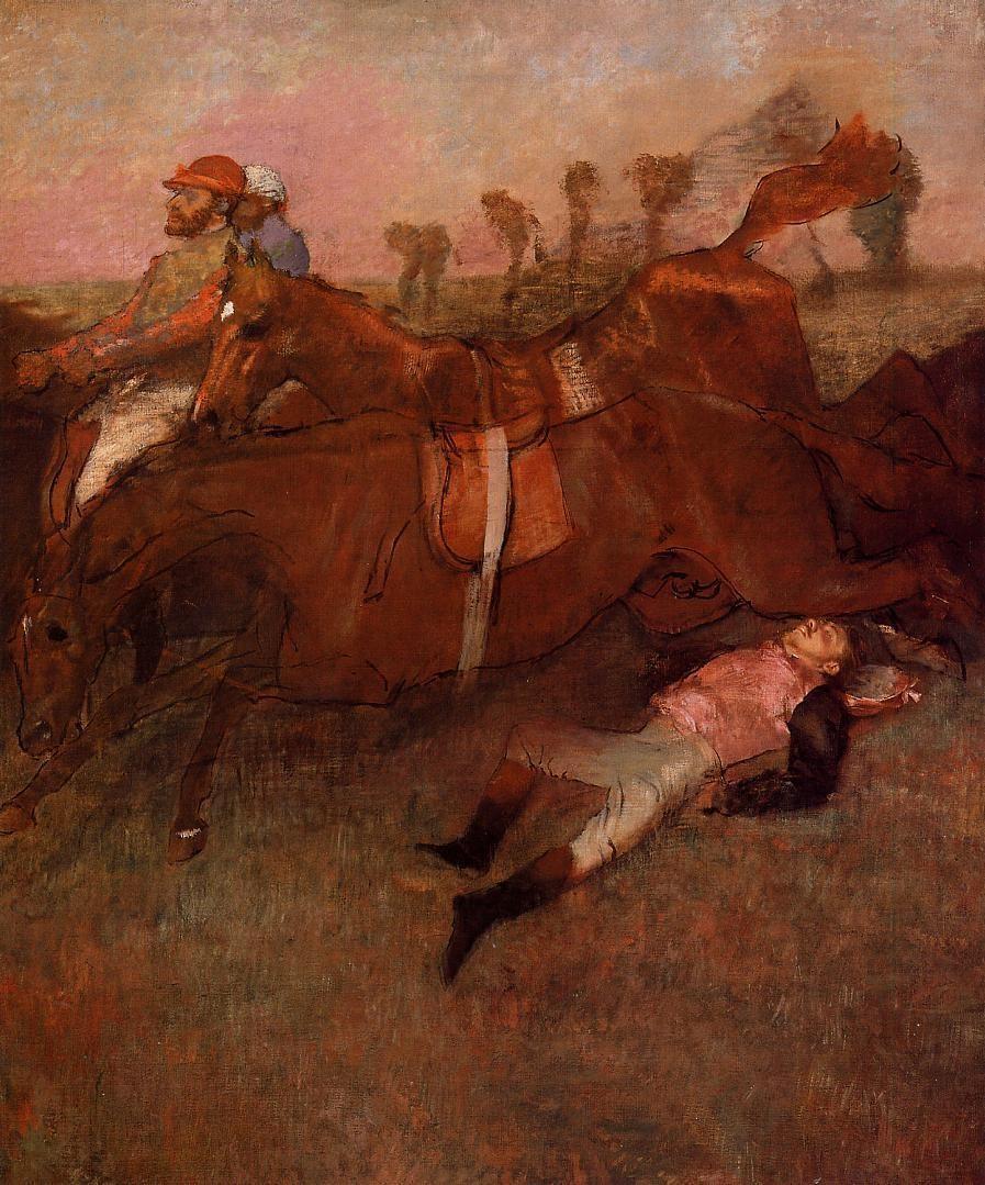 scene-from-the-steeplechase-the-fallen-jockey