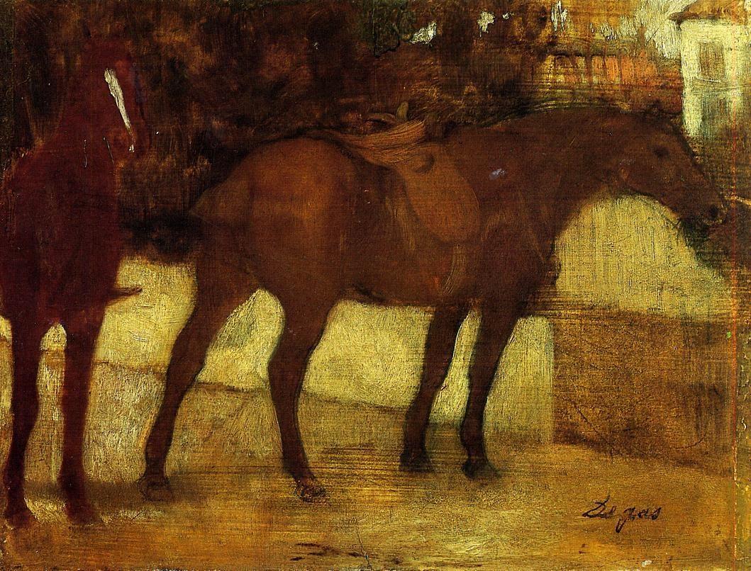 study-of-horses