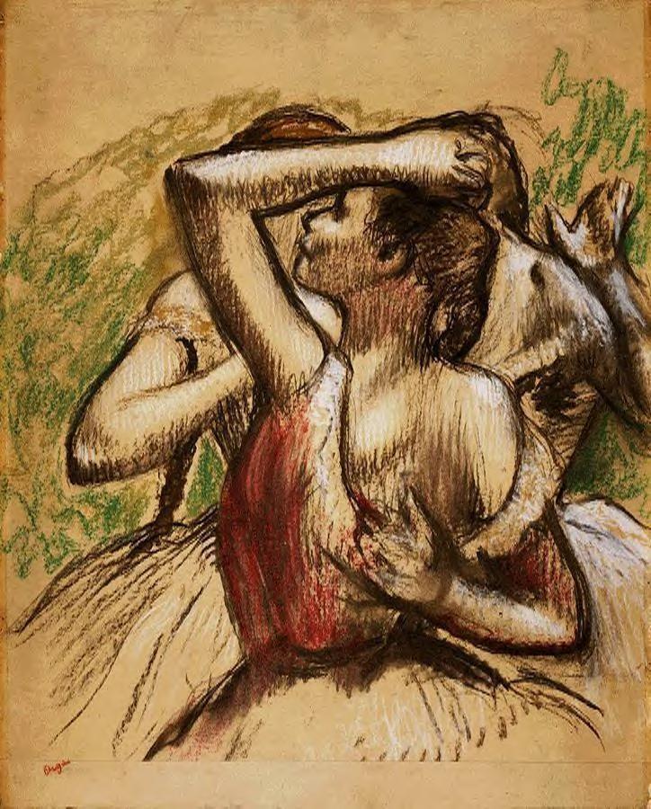 three-ballet-dancers-one-with-dark-crimson-waist