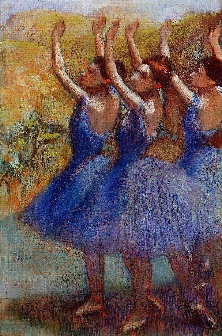 three-dancers-in-purple-skirts