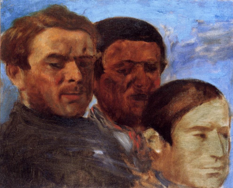 three-heads