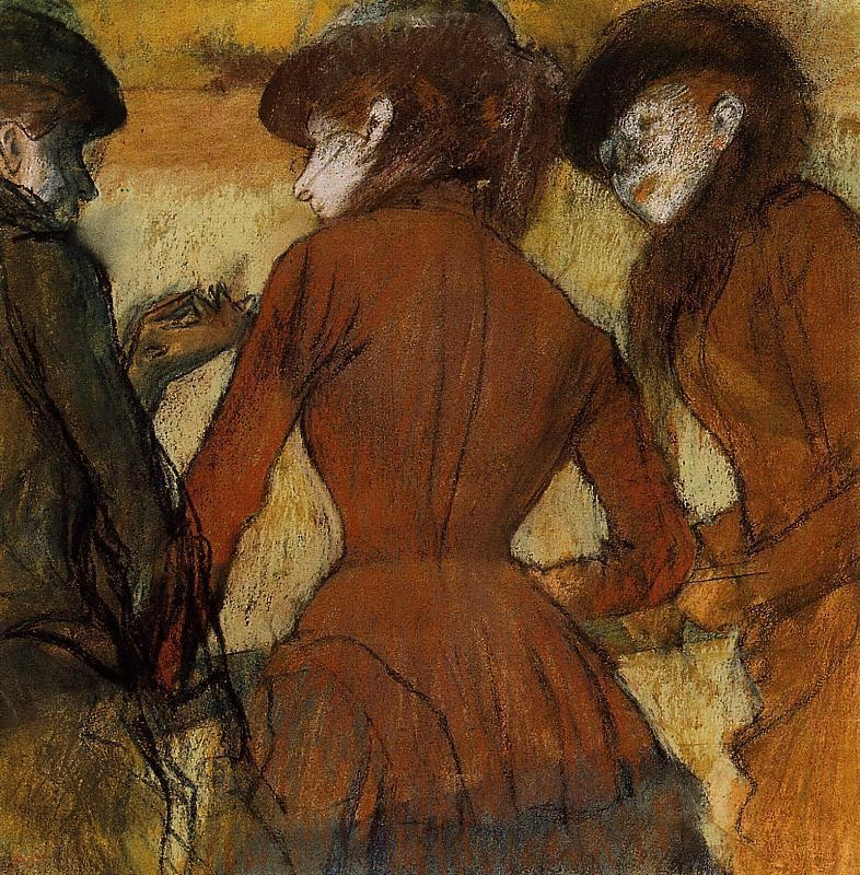 three-women-at-the-races