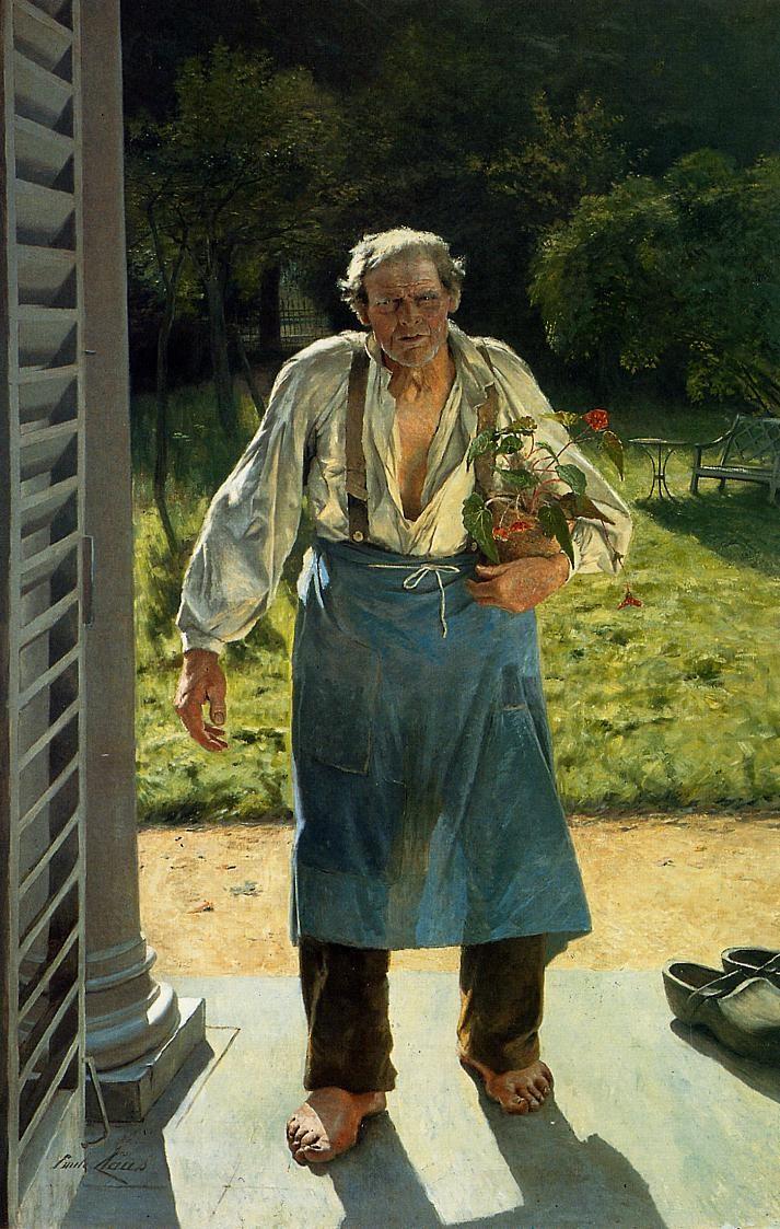 the-old-gardener