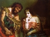 delacroix-1838-cleopatra-and-the-peasant