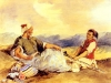 delacroix_eugene_two_moroccans_seated_in_the_countryside