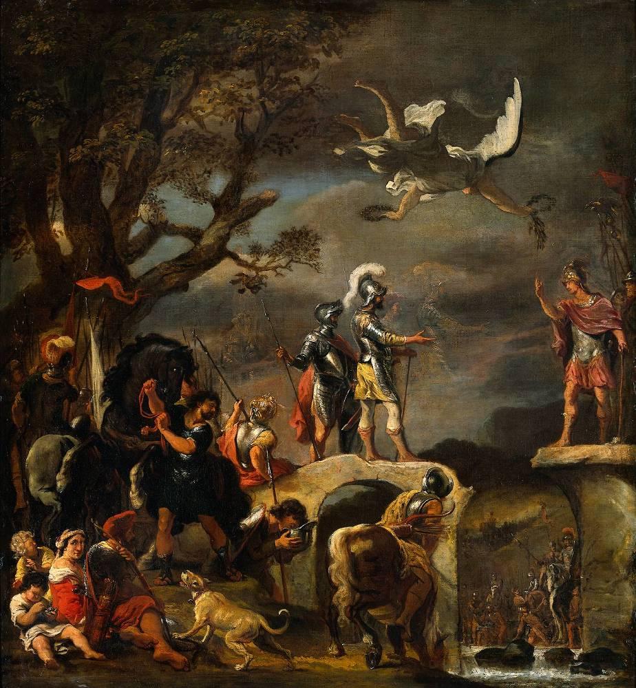 the-peace-negotiations-between-claudius-civilis-and-cerealis