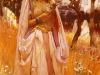 moorish-girl-algiers-countryside