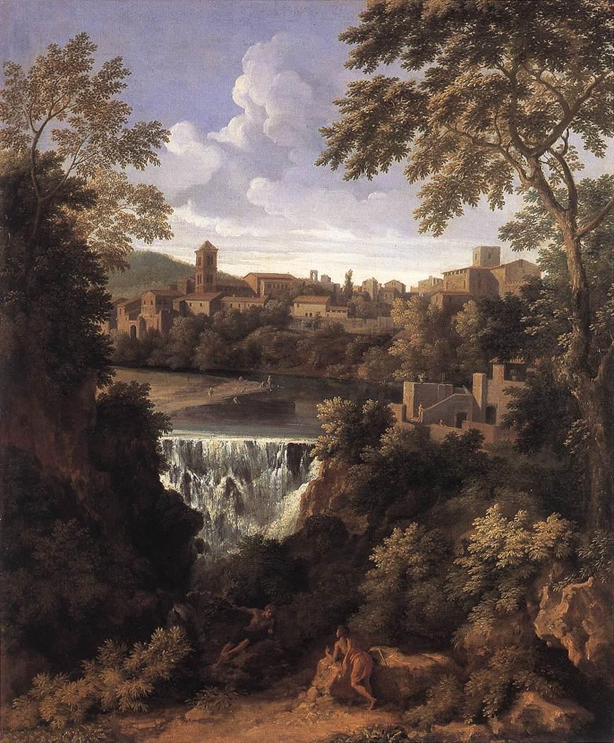The Falls of Tivoli