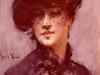 la-femme-au-chapeau-noir