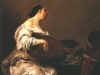 woman-playing-a-lute
