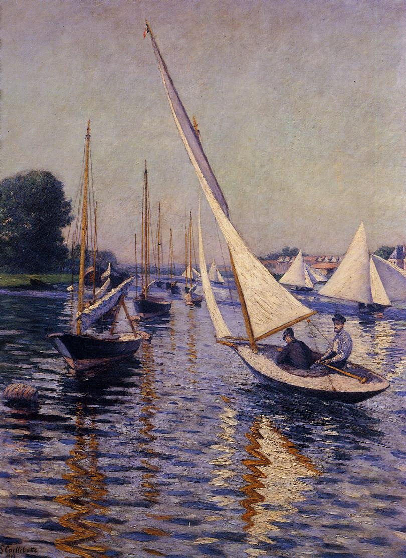 regatta-at-argenteuil