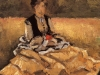 woman-seated-on-the-grass