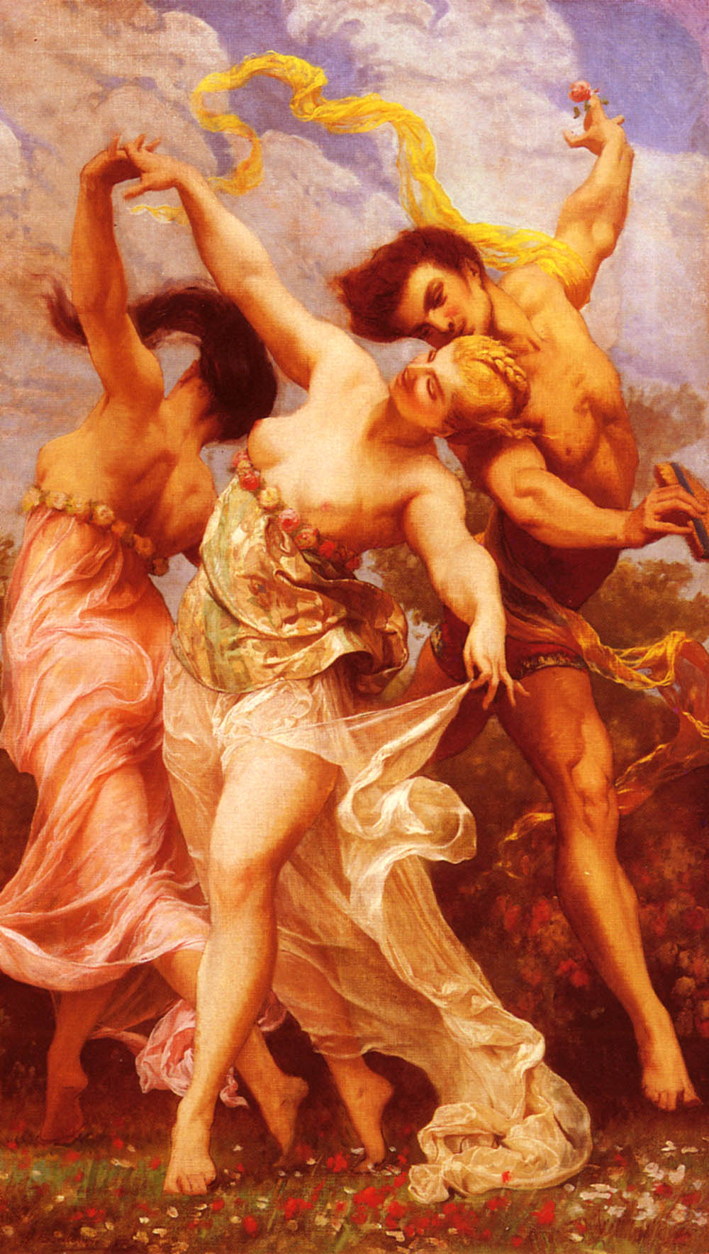the-amorous-dancers