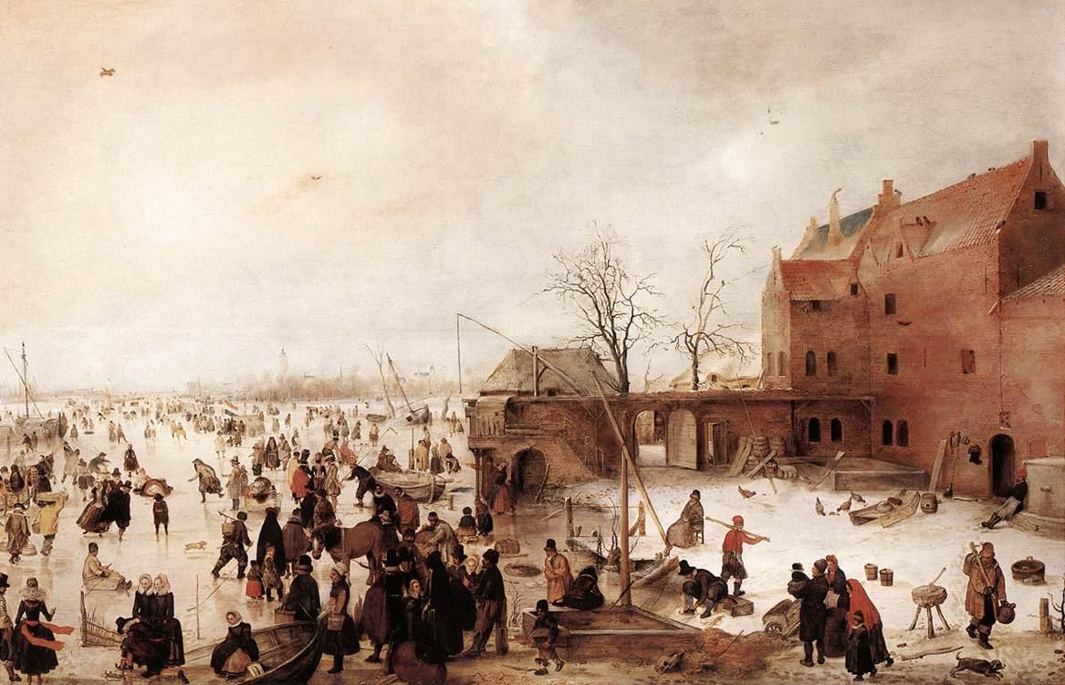 a-scene-on-the-ice-near-a-town-2