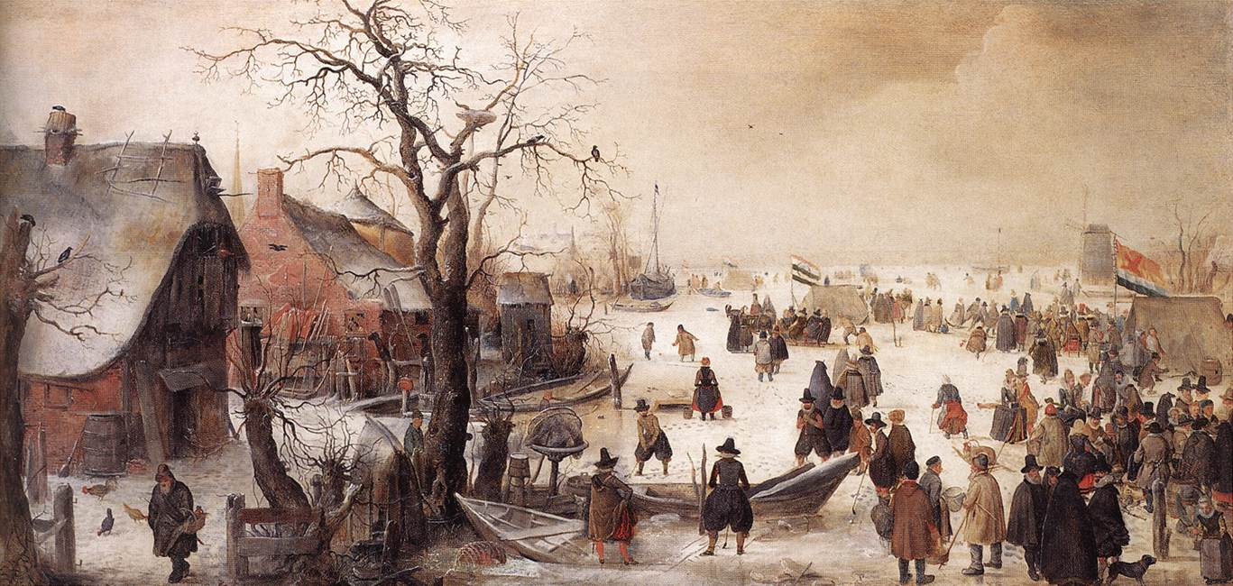 winter-scene-on-a-canal