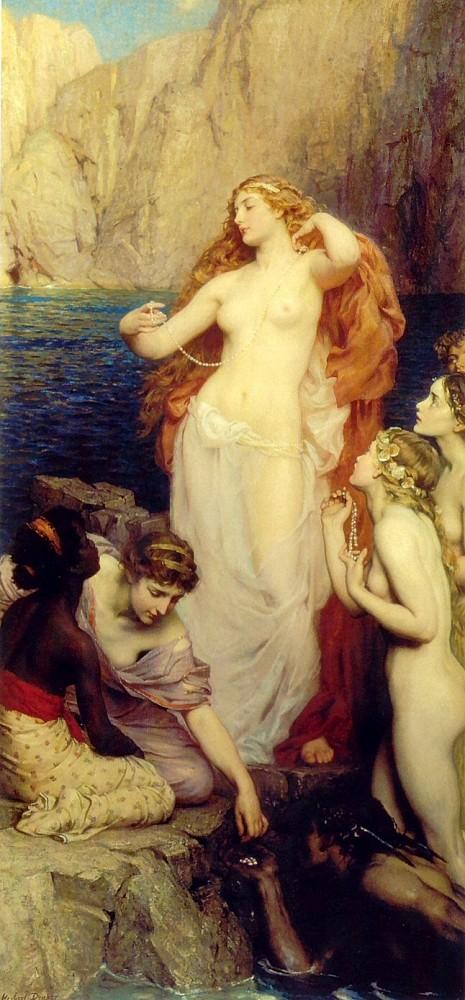 Draper_Herbert_The_Pearls_of_Aphrodite