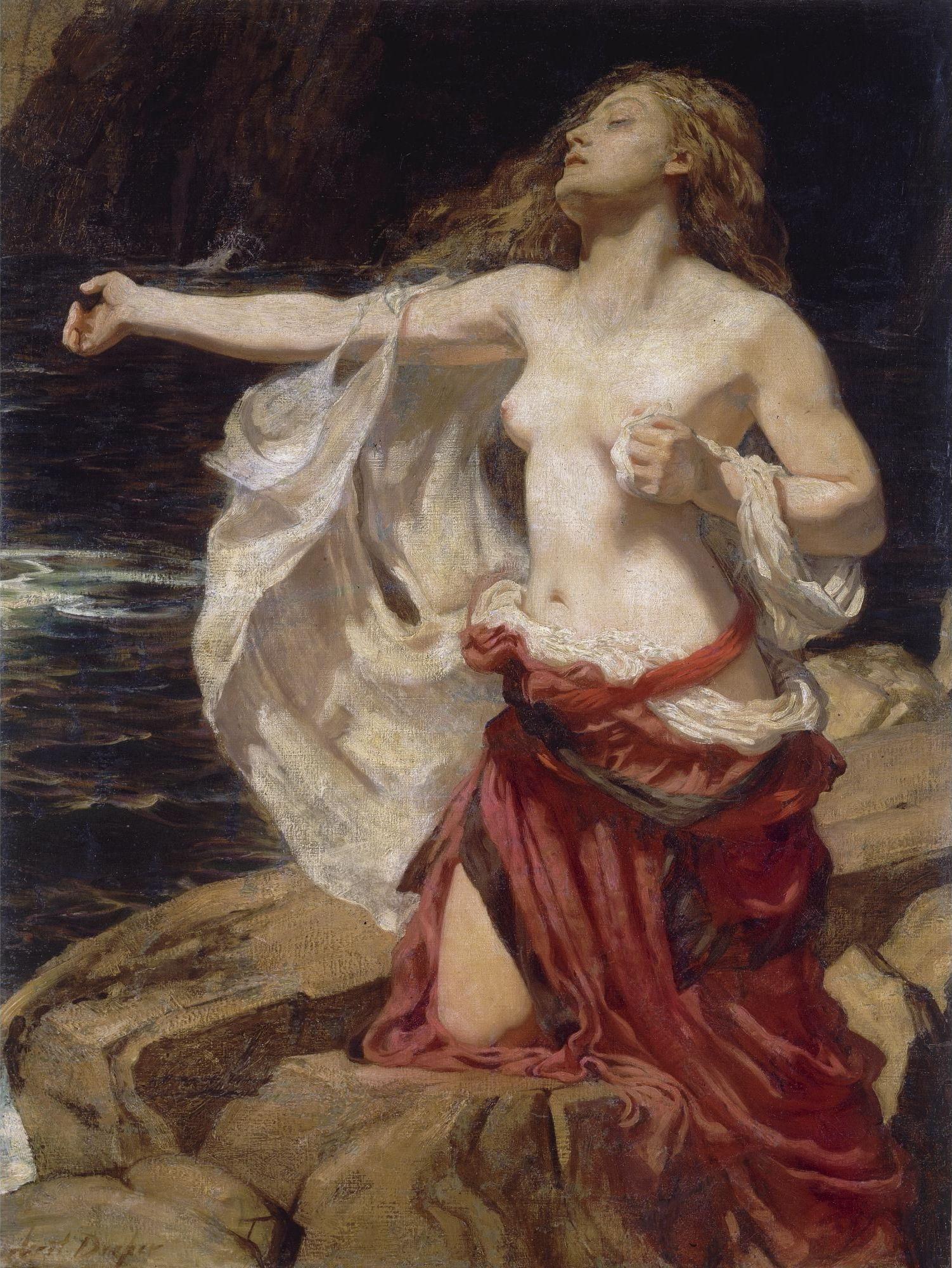 Herbert_James_Draper,_Ariadne