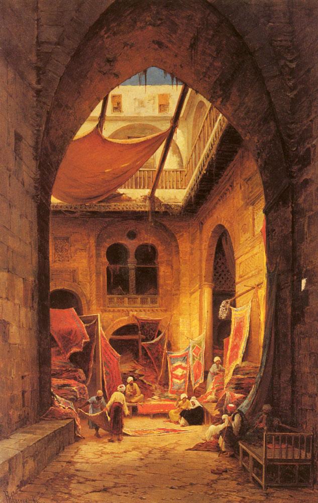 arab-carpet-merchants