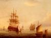 sailing-vessels-off-a-coastline