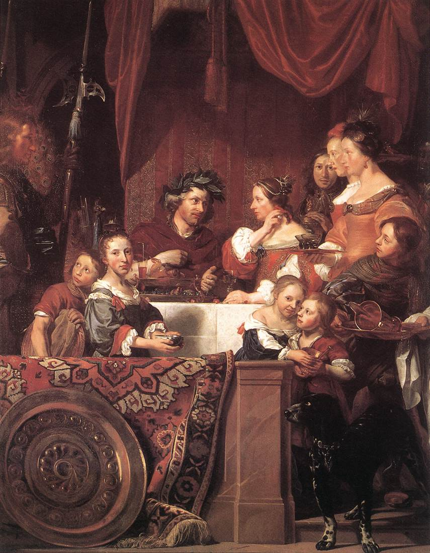 the-de-bray-family-the-banquet-of-antony-and-cleopatra