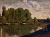 the-rhone-three-women-on-the-riverbank-seated-on-a-tree-tr