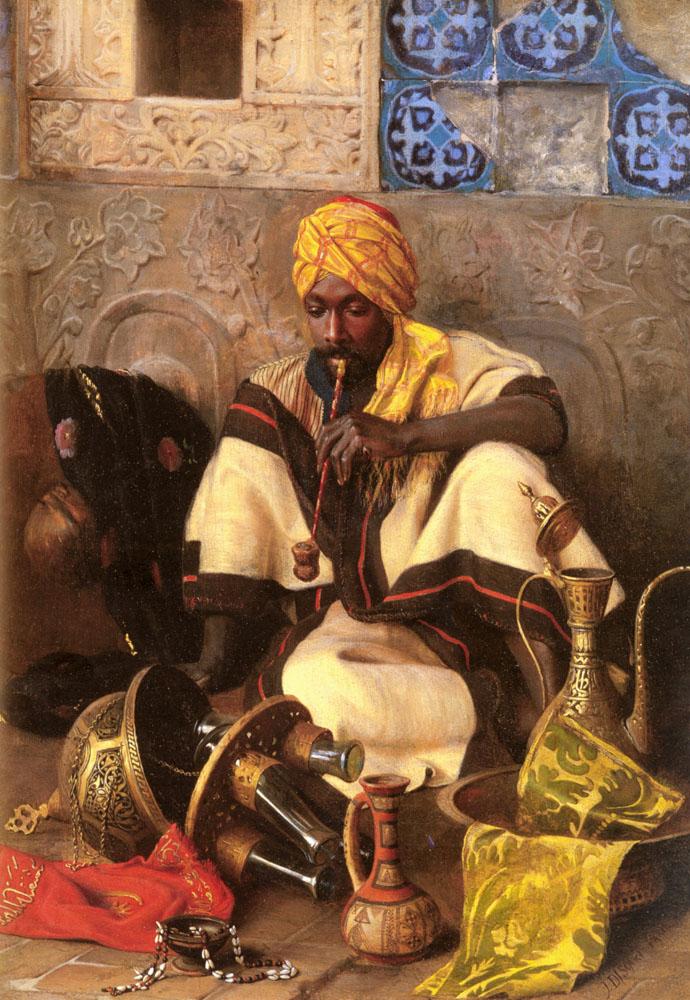 The Arab Smoker