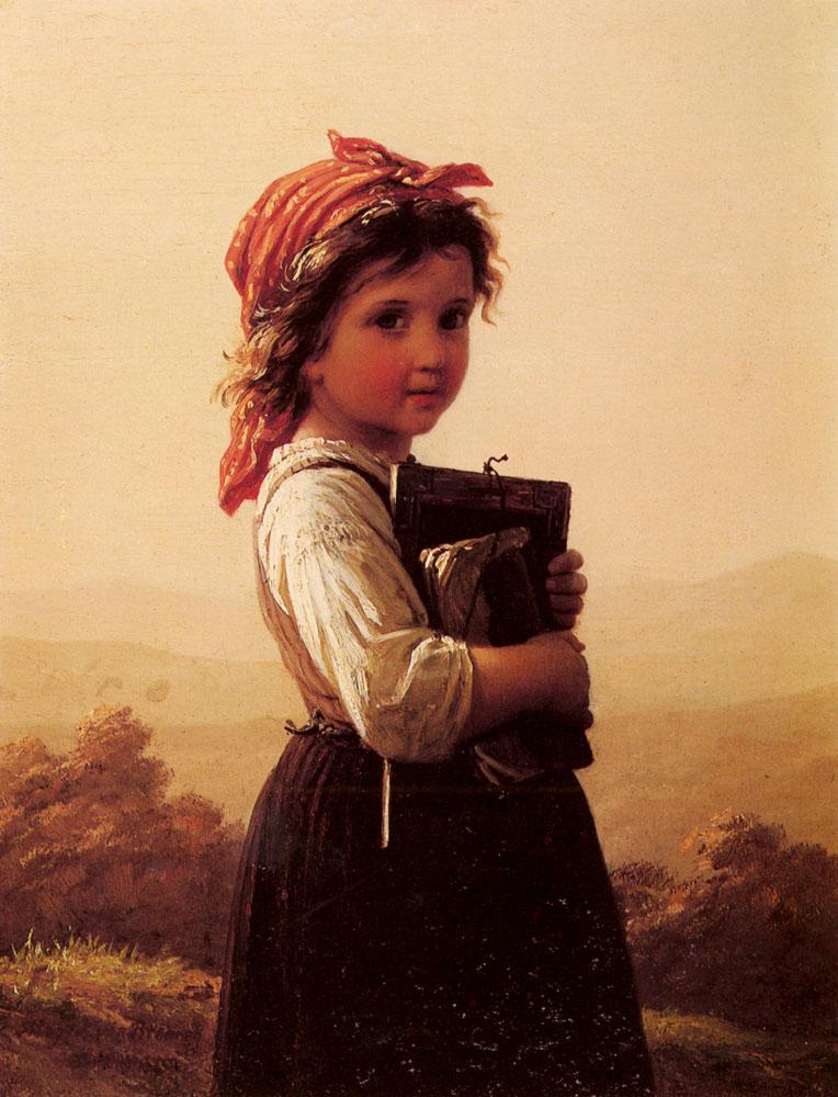 a-little-schoolgirl