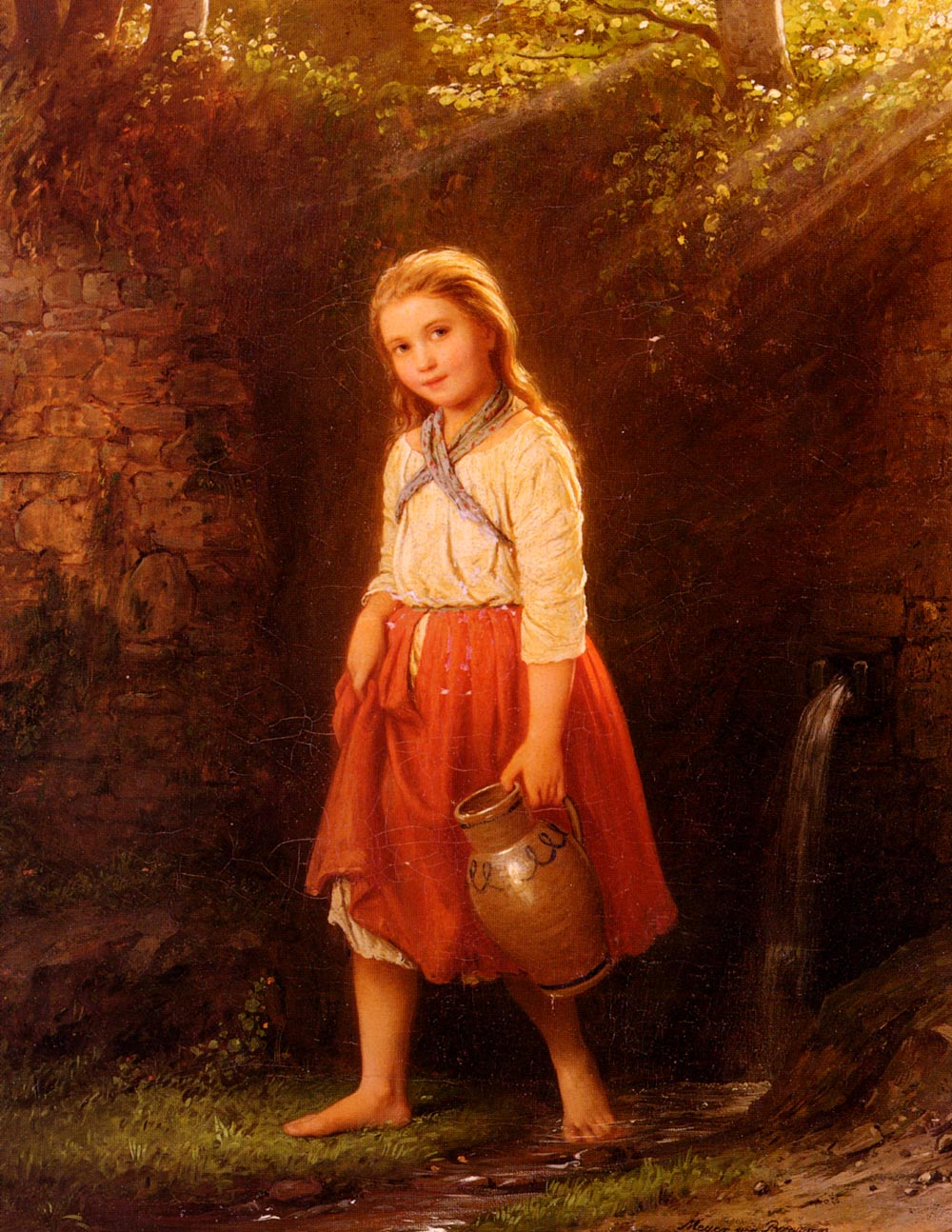 the-young-water-carrier