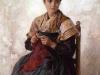 young-woman-knitting