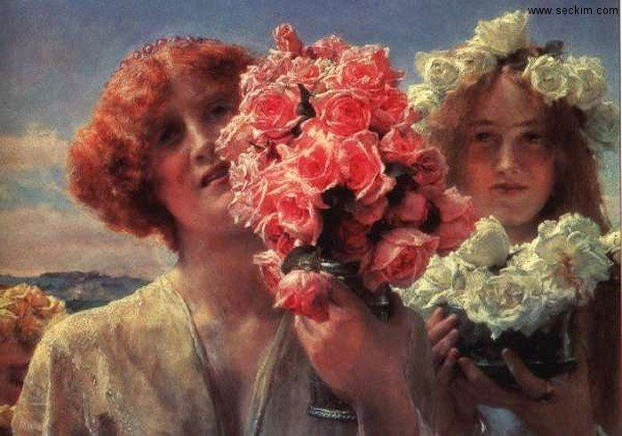 young-girls-with-roses